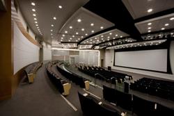 Auditorium at JPL Flight Projects Center